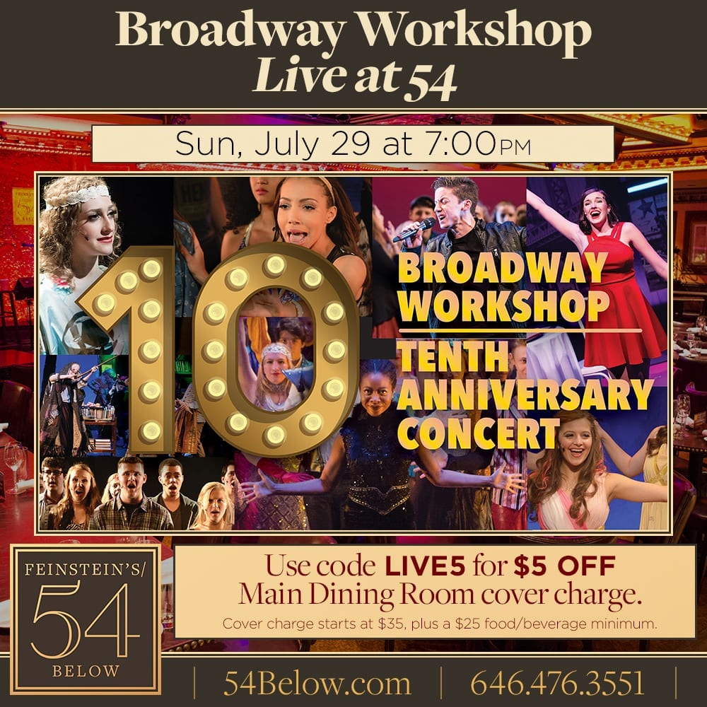 Onstage :: Program Types :: Broadway Workshop